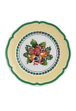 Villeroy & Boch French Garden Noel Salad Plate, Yellow 8.25-in. dia