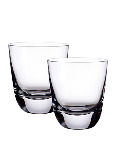 Villeroy & Boch Set of 2 Straight Bourbon DOF's