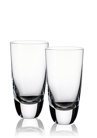 Villeroy & Boch Set of 2 Straight Bourbon Highballs