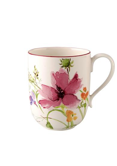 villeroy boch marie fleur mug belk. Black Bedroom Furniture Sets. Home Design Ideas