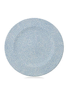 Villeroy & Boch Floreana Blue 12.5-in. Buffet Plate