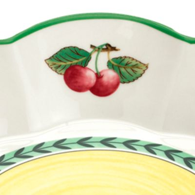 Villeroy and Boch: Multi Villeroy & Boch French Garden Charm Large Bowl