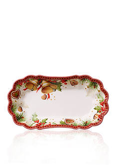 Villeroy & Boch Toy's Fantasy Small Oval Bowl - New Shape!