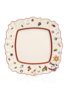 Villeroy & Boch Toy's Delight Square Dinner, New Shape!