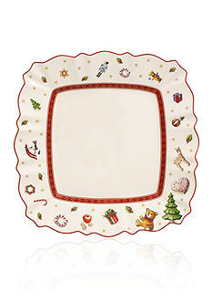 Villeroy & Boch Toy's Delight Square Salad Plate, New Shape!