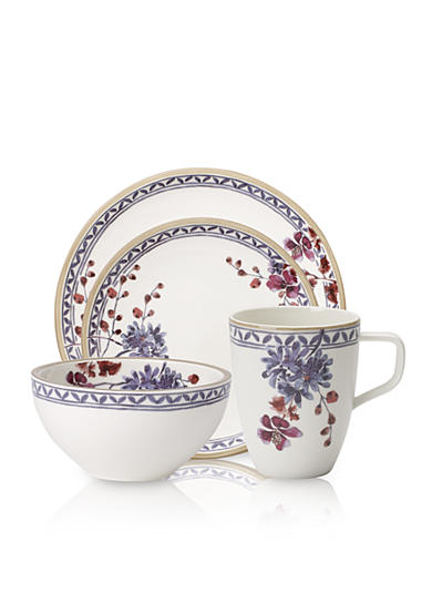 villeroy boch artesano provencal lavender dinnerware belk. Black Bedroom Furniture Sets. Home Design Ideas