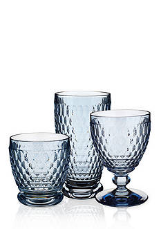 Villeroy & Boch Boston Blue Stemware