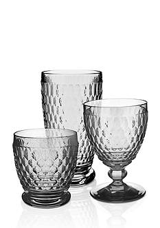 Villeroy & Boch Boston Clear Stemware