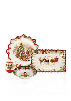 Villeroy & Boch Toy's Fantasy Holiday Dinnerware