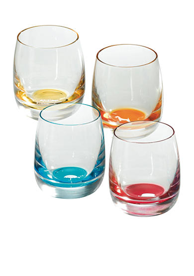 Royal Doulton Set of 4 Assorted Shot Glasses - Online Only