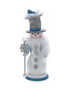 Kurt S. Adler Hollywood Snowman Nutcracker