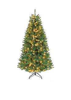 Kurt S. Adler LED Pre-Lit Pine Tree