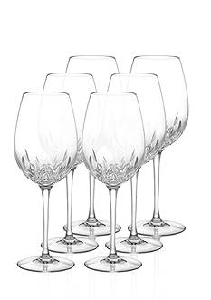 Waterford Lismore Essence Boxed Set of 6 Goblets
