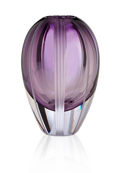 Waterford Evolution 8-in. Lilac Meadow Vase