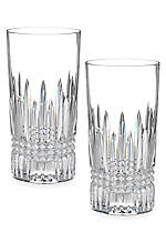 Lismore Diamond Highball Pair