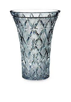 Waterford House of Waterford Crystal Lace John Connolly 10-in. Vase