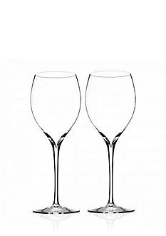 Waterford Set of 2 Elegance Collection Chardonnay Wine Glass