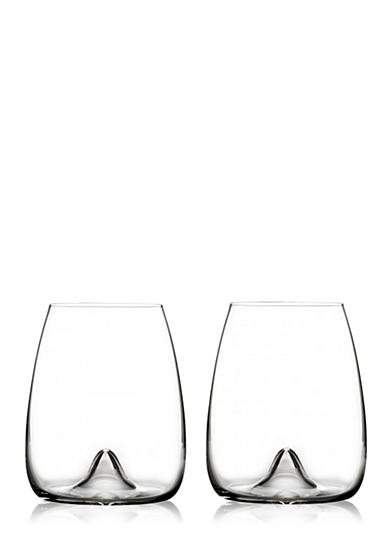 Waterford Set of 2 Elegance Collection Stemless Wine Glass