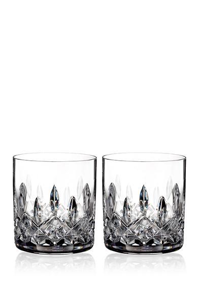 Waterford Lismore Straight Sided Tumbler Pair, 7-oz.
