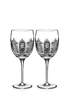 Waterford Dungarvan Set of 2 Goblets