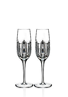 Waterford Dungarvan Set of 2 Flutes