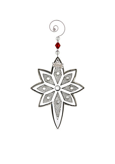 Waterford Crystal 2016 Annual Snowstar Ornament