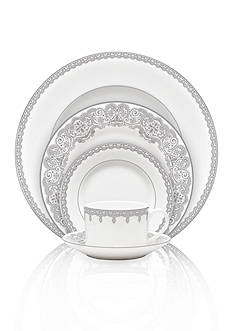 Waterford Lismore Lace Platinum Dinnerware