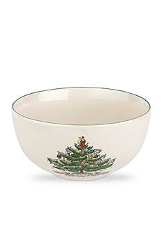 Royal Worcester Spode CMAS TREE INDV BOWL