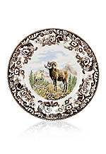 Dinner Plate - Bighorn Sheep