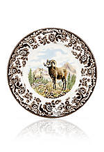 Salad Plate - Bighorn Sheep