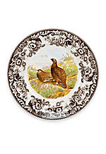 Red Grouse Dinner Plate