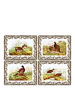 Woodland Set of 4 Placemats