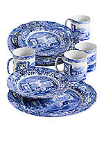 Blue Italian 12 PC Set