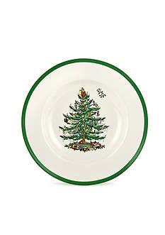 Royal Worcester Spode CMAS TREE RIM SOUP