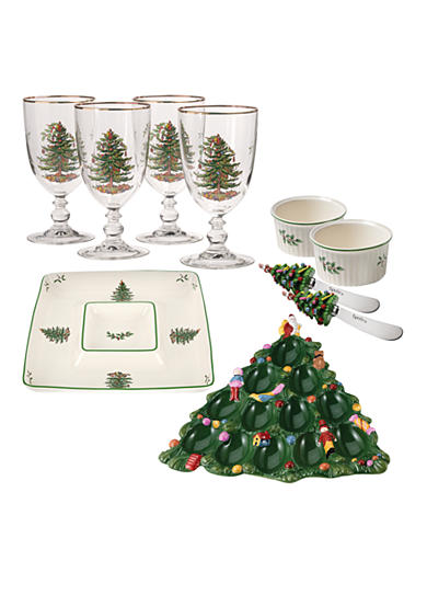 Spode Christmas Tree Accessories