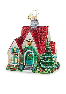 Christopher Radko™ 5.5-in. Perfect Cottage Ornament
