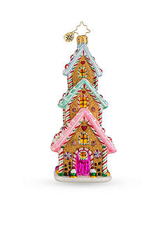 Christopher Radko™ 6-in. Tasty Triple Decker Ornament