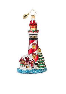 Christopher Radko™ 5-in. Festive Beacon Ornament
