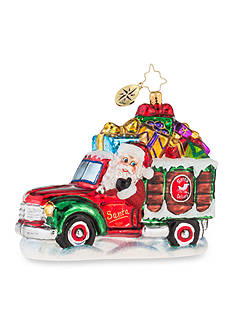 Christopher Radko™ 4.75-in. December Delivery Ornament