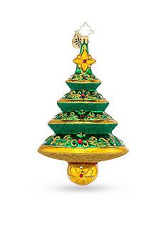 Christopher Radko™ 5.5-in. Spruce Sparkler Ornament