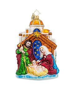 Christopher Radko™ 6-in. Blessed Gift Ornament