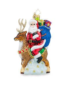 Christopher Radko™ 5.5-in. Love My Ride Ornament
