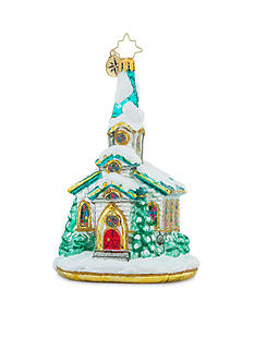 Christopher Radko™ 5.5-in. Pause For Prayers Ornament