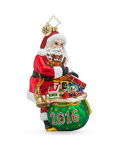 Christopher Radko™ 5.5-in. 2016 Bounty for the Year Ornament