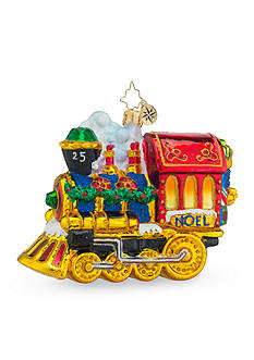 Christopher Radko™ 5.5-in. All Aboard Ornament