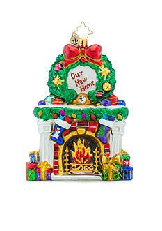 Christopher Radko™ 5.5-in. Beautiful Blaze Ornament