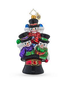 Christopher Radko™ 5-in. North Pole Trio Ornament