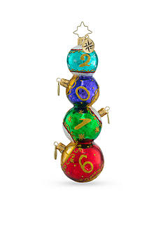 Christopher Radko™ 5.5-in. Stacked Sixteen Ornament