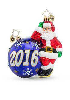 Christopher Radko™ 5.5-in. 2016 Having a Ball Ornament