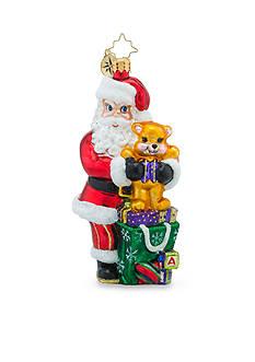 Christopher Radko™ 5.25-in. Fluffy Fairing Ornament
